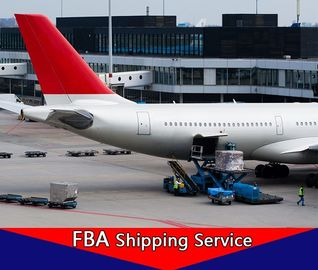 China Amazon FBA Forwarder Door To Door To USA / Europe / Australia