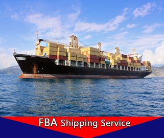 CN - USA Amazon FBA Freight Transportation Services Shenzhen To ONT2 ONT6 ONT8