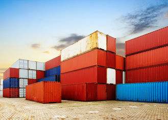 Container Sea Freight Door To Door Ground Handling Shenzhen To Los Angeles