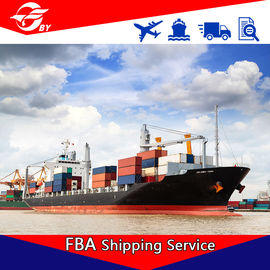 International Freight Forwarder , Amazon FBA Service Shenzhen To MEM1 CLT3 BOS7 TBE8